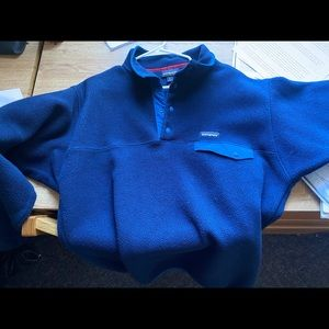 Patagonia Synchilla Snap-T Sweater
